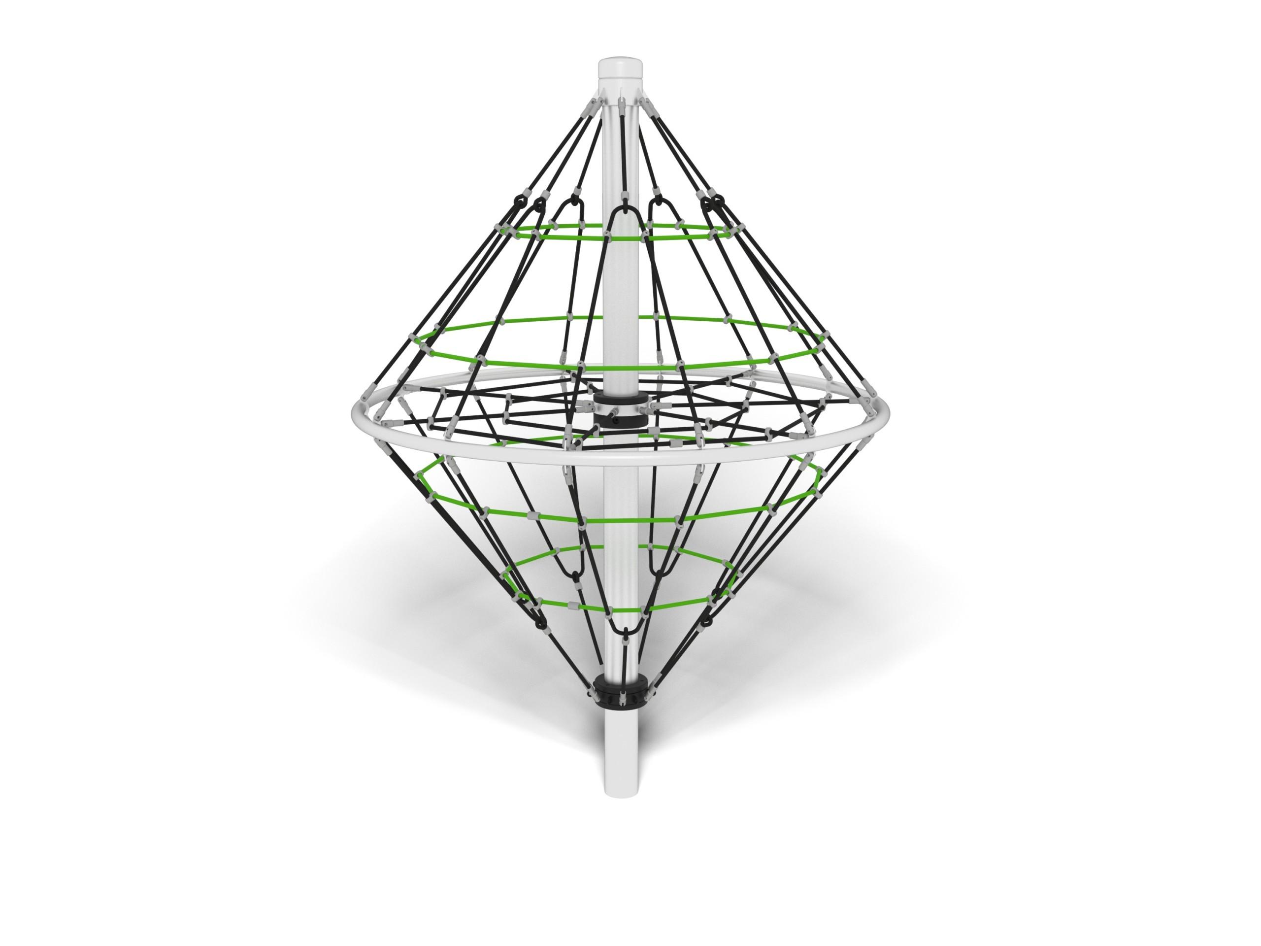 Cone Climber Diamond_Green_MPI