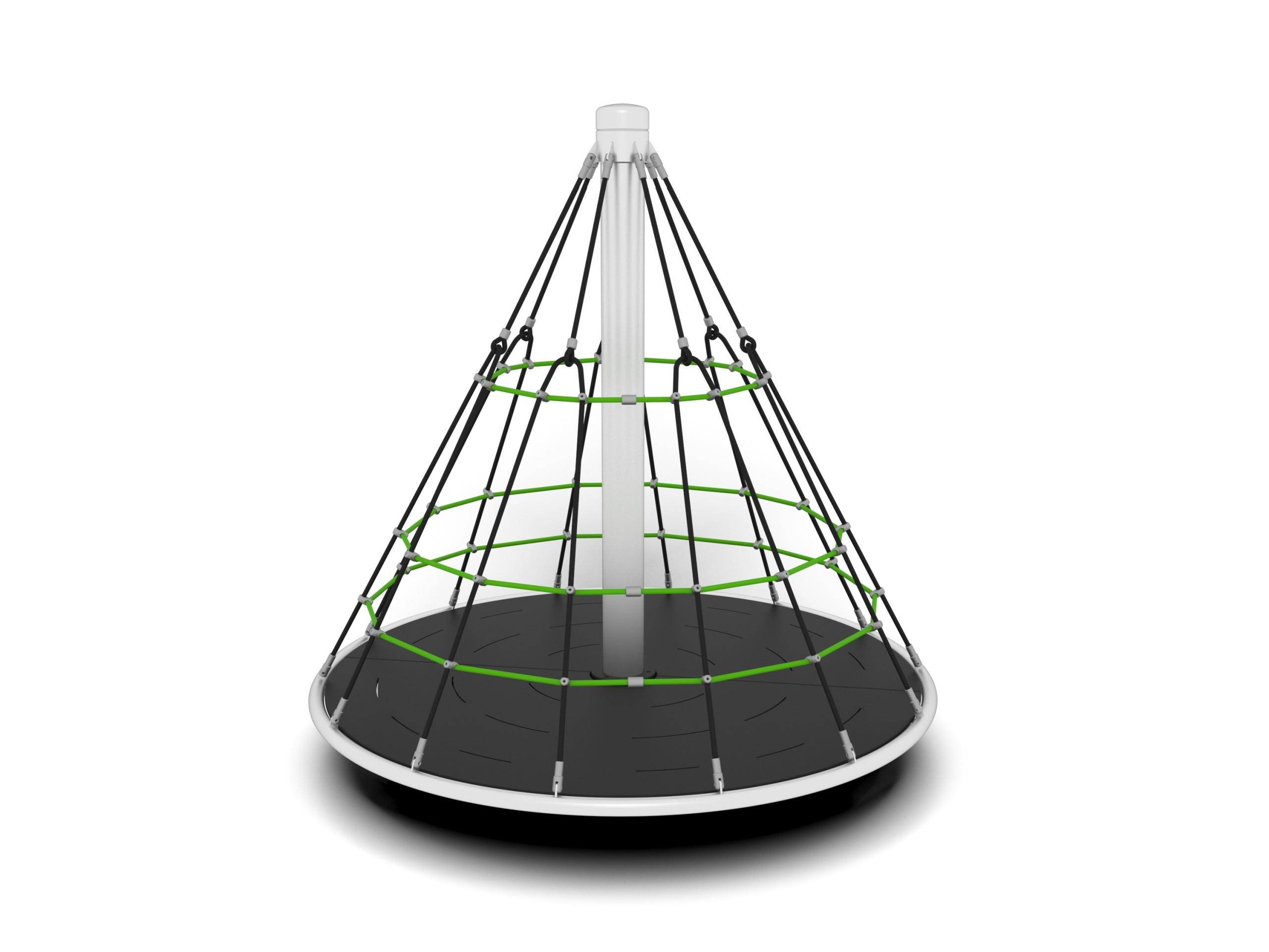 Cone Climber Treadsafe 2400_Green_MPI