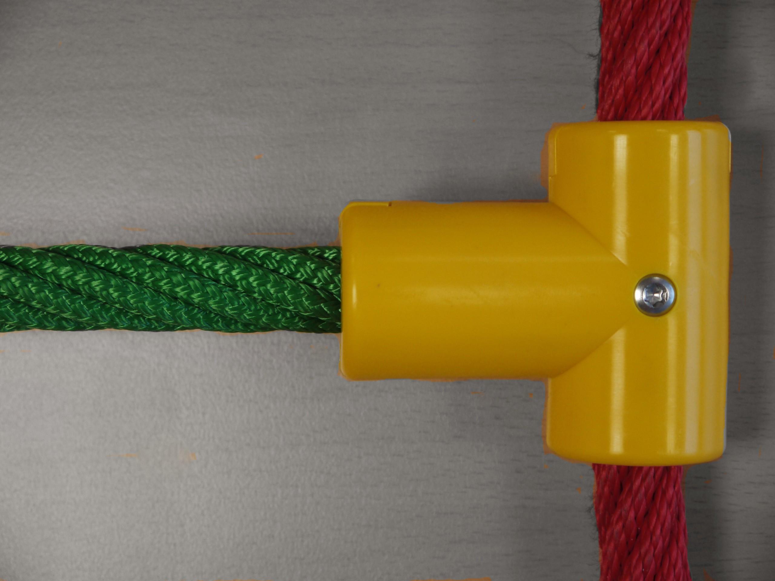 2-Part Plastic T Connector