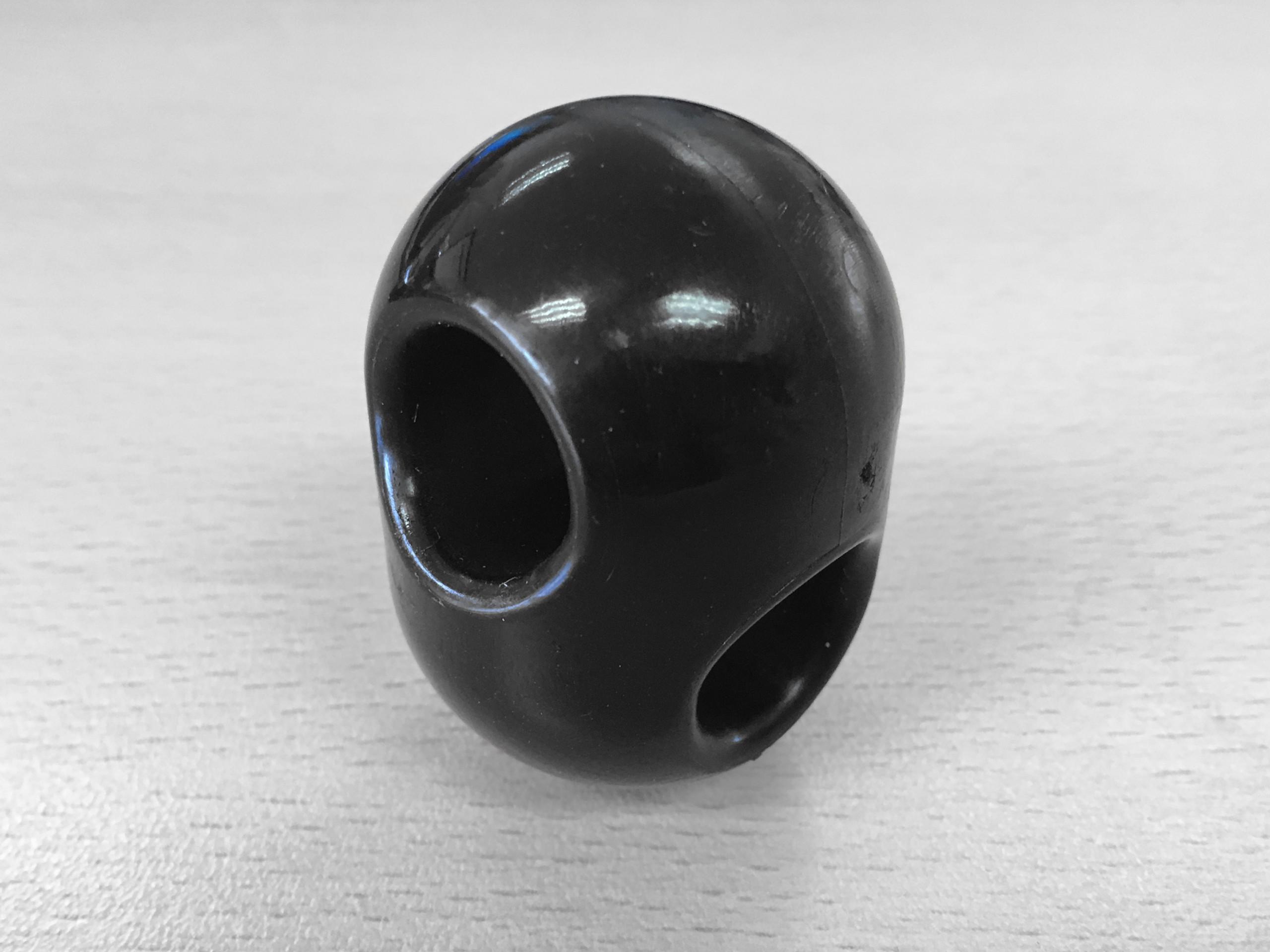 Solid Egg - Black