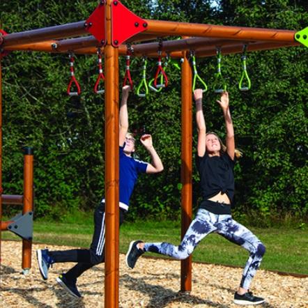 Trapeze Swing 2