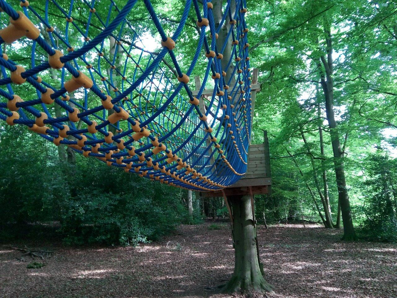 v type bridge net 1